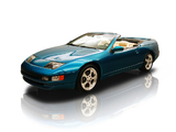 Pictures of Nissan 300ZX 2+2 Spyder Concept by ASC (Z32) 1991