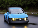 Pictures of Nissan Nails Concept 2001