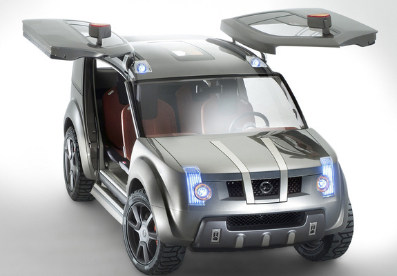 Pictures Of Nissan Zaroot Concept 2005