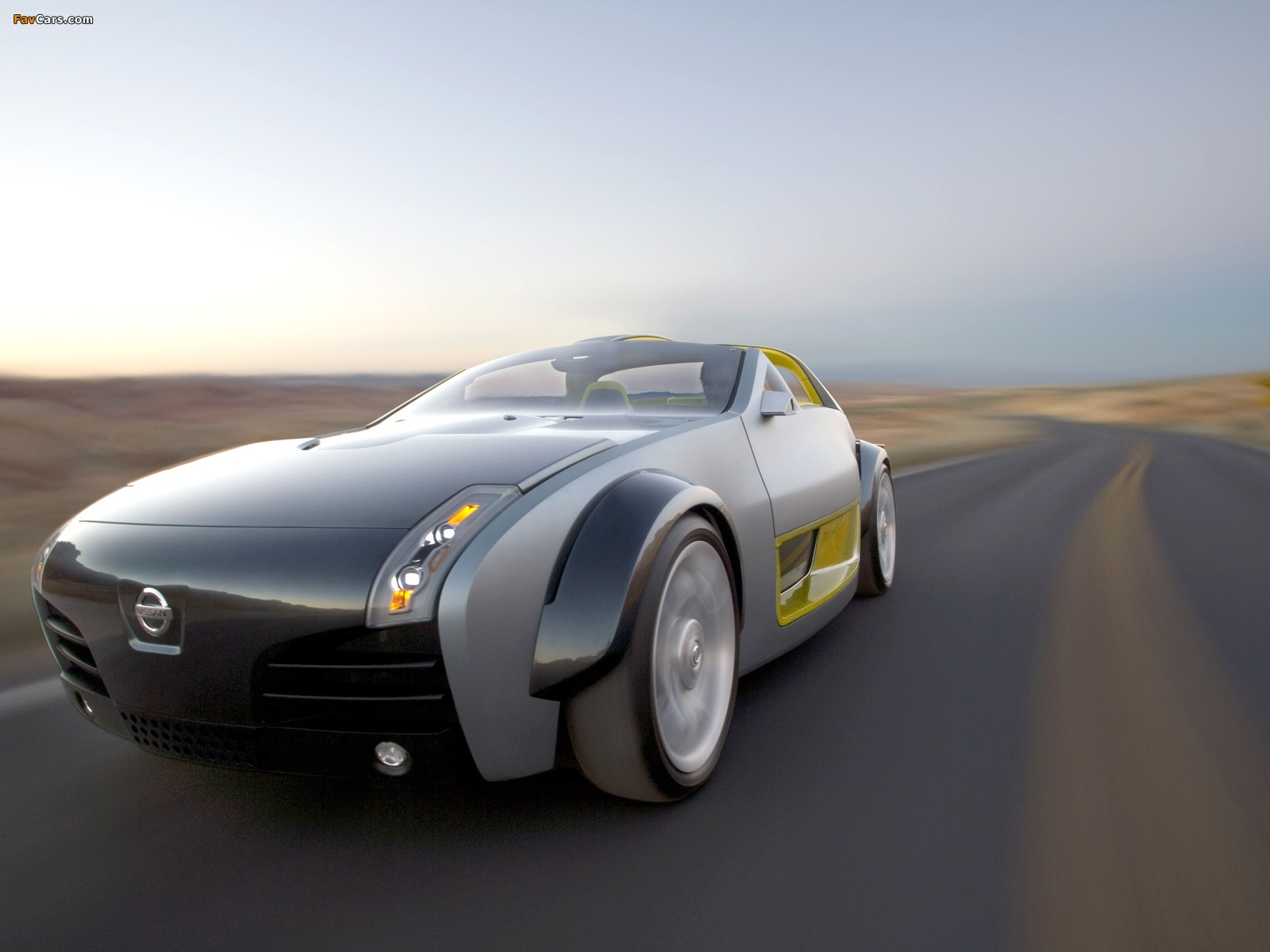 Pictures of Nissan Urge Concept 2006 (1600 x 1200)