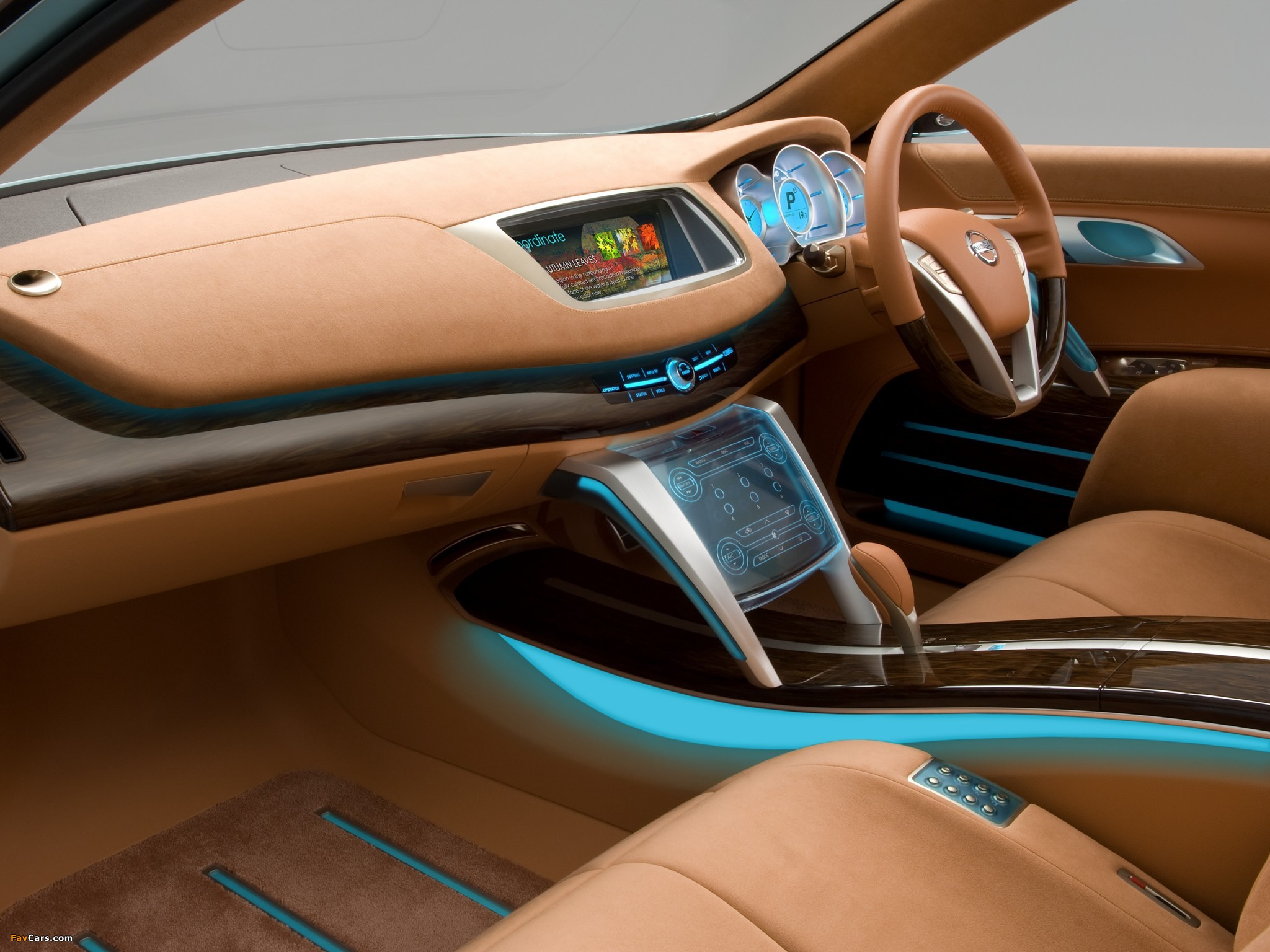 Pictures of Nissan Intima Concept 2007 (2048 x 1536)