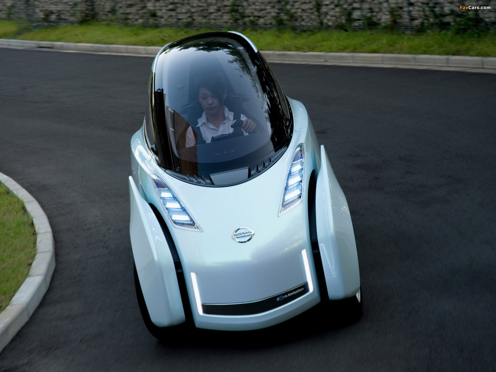 Pictures of Nissan Land Glider Concept 2009 (1600 x 1200)