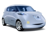 Pictures of Nissan Townpod Concept 2010