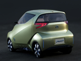 Pictures of Nissan Pivo 3 Concept 2011