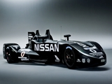 Pictures of Nissan DeltaWing Experimental Race Car 2012