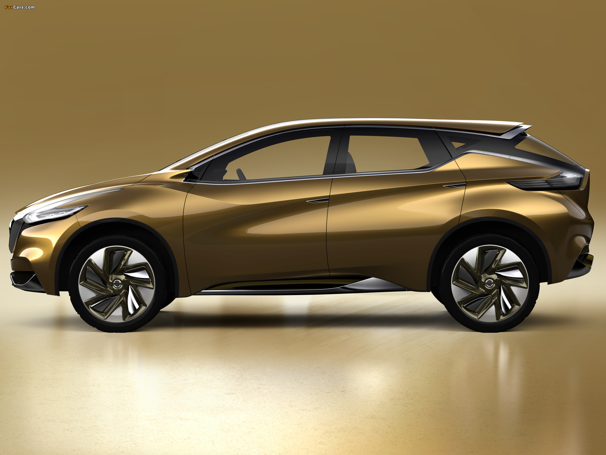 Pictures of Nissan Resonance Concept 2013 (2048 x 1536)