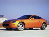 Nissan Z Concept 1999 wallpapers