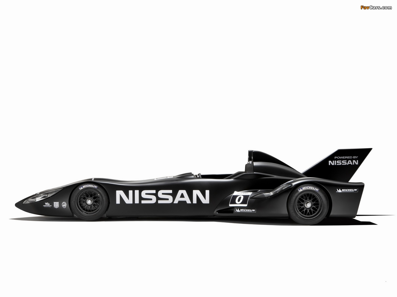 Nissan DeltaWing Experimental Race Car 2012 wallpapers (1280 x 960)