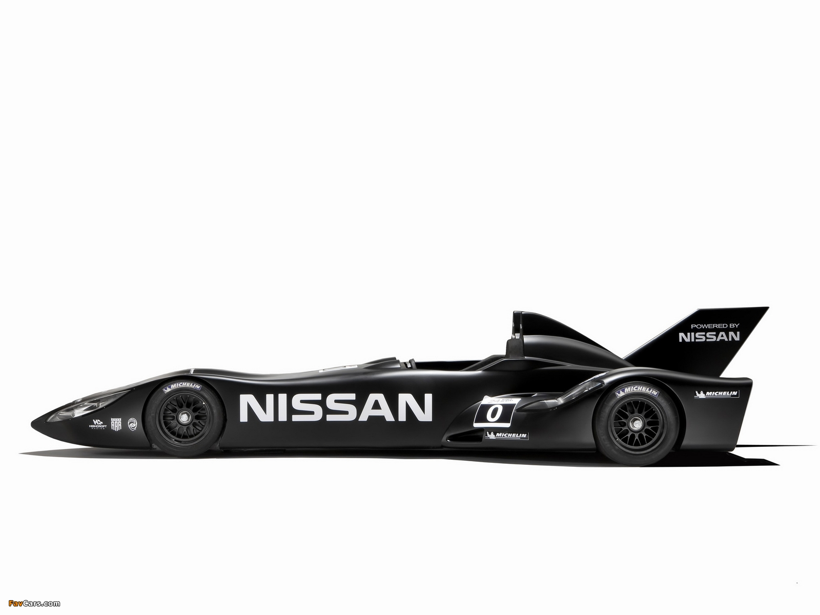 Nissan DeltaWing Experimental Race Car 2012 wallpapers (1600 x 1200)