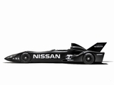 Nissan DeltaWing Experimental Race Car 2012 wallpapers