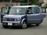 Images of Nissan Cube³ (GZ11) 2003–08