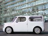 Nissan Chappo Concept 2001 images