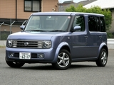 Nissan Cube³ (GZ11) 2003–08 wallpapers