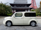 Nissan Cube (Z12) 2008 pictures