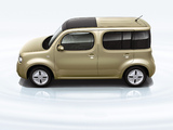 Nissan Cube (Z12) 2008 wallpapers
