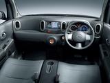Autech Nissan Cube Rider Black Line (Z12) 2011 pictures