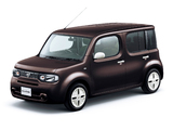 Nissan Cube Komorebi Green Selection (Z12) 2011 wallpapers