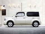 Photos of Nissan Cube Party Red Selection (Z12) 2010