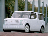 Pictures of Nissan Chappo Concept 2001