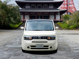 Pictures of Nissan Cube (Z12) 2008