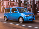 Pictures of Nissan Cube Indigo Blue (Z12) 2012