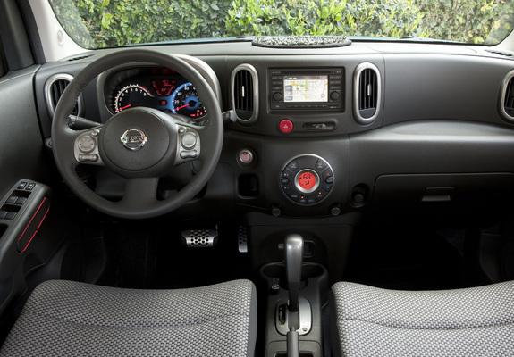 Nissan Cube Krom Z12 2009 Wallpapers