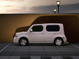 Nissan Cube EU-spec (Z12) 2009–12 wallpapers