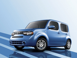 Nissan Cube Indigo Blue (Z12) 2012 wallpapers