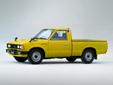 Images of Datsun Pickup Regular Cab JP-spec (720) 1979–85