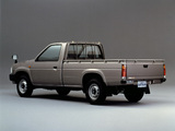 Images of Nissan Datsun Regular Cab (D21) 1985–92
