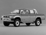 Nissan Datsun 4WD Double Cab (D21) 1985–89 images