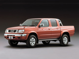 Nissan Datsun Crew Cab (D22) 1997–2002 pictures