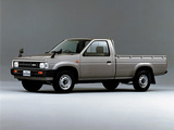 Pictures of Nissan Datsun Regular Cab (D21) 1985–92