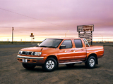 Nissan Datsun Crew Cab (D22) 1997–2002 wallpapers