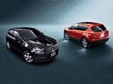 Images of Nissan Dualis (J10) 2007–10