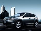 Nissan Dualis (J10) 2007–10 pictures