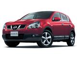 Nissan Dualis (J10) 2010 images