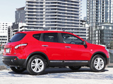 Nissan Dualis TS AU-spec 2010 images