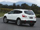 Nissan Dualis+2 AU-spec 2010 photos