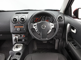 Nissan Dualis Ti AU-spec 2010 pictures