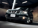 Nissan Dualis (J10) 2010 wallpapers