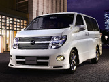 Images of Nissan Elgrand (51) 2002–10