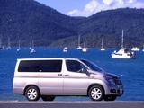 Nissan Elgrand (51) 2002–10 images