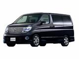 Nissan Elgrand (51) 2002–10 photos