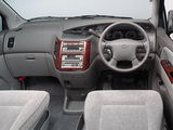 Pictures of Nissan Elgrand (50) 1999–2002