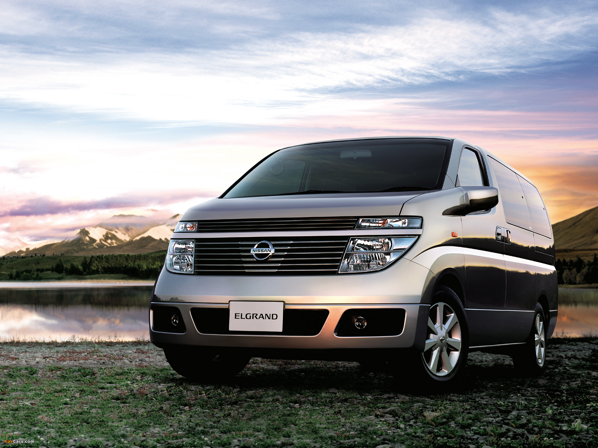 Pictures of Nissan Elgrand (51) 2002–10 (2048 x 1536)