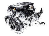 Engines Nissan VQ37VHR pictures