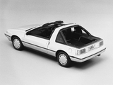 Nissan EXA Coupe Type B (KEN13) 1986–88 pictures