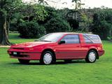Nissan EXA Wagon (KEN13) 1986–90 wallpapers