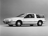 Nissan EXA Canopy L.A. version Type X (KEN13) 1988–90 images